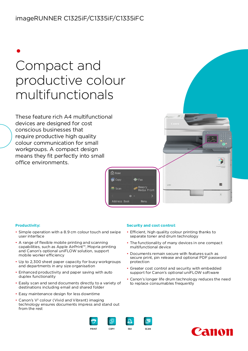 Able Office Technology | Authorised Canon Dealer & Supplier